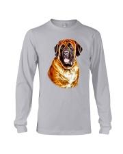 English Mastiff Light Long Sleeve Tee thumbnail