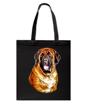 English Mastiff Light Tote Bag thumbnail