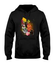 Black Cat Tropical 0706 Hooded Sweatshirt thumbnail