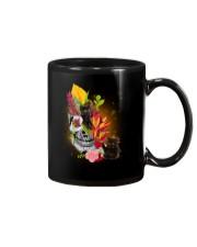 Black Cat Tropical 0706 Mug thumbnail