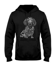 Dachshund Pattern 280218 Hooded Sweatshirt thumbnail
