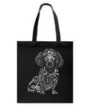 Dachshund Pattern 280218 Tote Bag tile