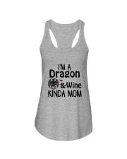 Dragon Kinda Mom 2304 Ladies Flowy Tank front