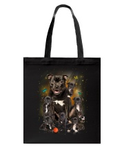GAEA - Staffordshire Bull Terrier Smile 0904 Tote Bag thumbnail