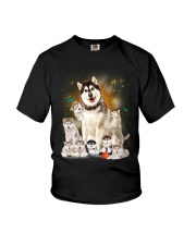 GAEA - Alaskan Malamute Smile 0904 Youth T-Shirt thumbnail