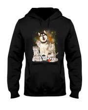 GAEA - Alaskan Malamute Smile 0904 Hooded Sweatshirt tile