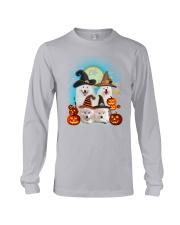 Gaea - Samoyed Halloween - 1608 - 50 Long Sleeve Tee thumbnail