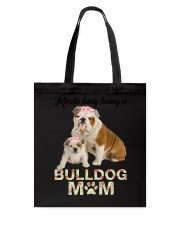 GAEA - Bulldog Busy Mom 1704 Tote Bag tile
