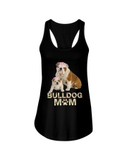 GAEA - Bulldog Busy Mom 1704 Ladies Flowy Tank tile
