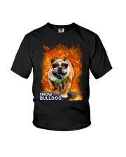 Bulldog Show 1306 Youth T-Shirt thumbnail