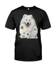 Samoyed Awesome 0506 Classic T-Shirt thumbnail
