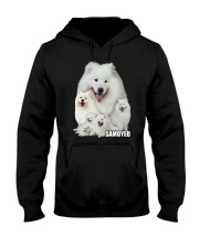 Samoyed Awesome 0506 Hooded Sweatshirt thumbnail