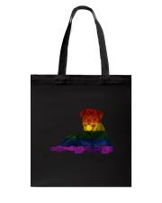 Rottweiler LGBT Tote Bag thumbnail