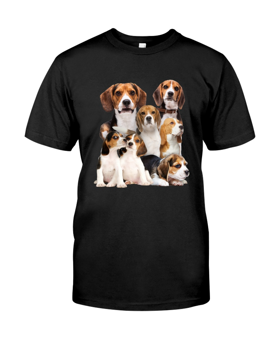 Beagle Five Classic T-Shirt