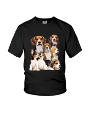 Beagle Five Youth T-Shirt thumbnail