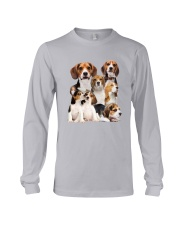Beagle Five Long Sleeve Tee thumbnail