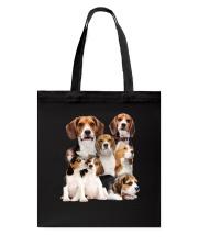 Beagle Five Tote Bag thumbnail