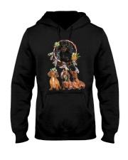 GAEA - Dachshund Beauty 0504 Hooded Sweatshirt thumbnail