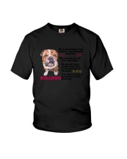 Bulldog Friends 0806 Youth T-Shirt thumbnail