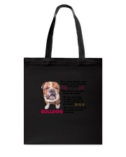 Bulldog Friends 0806 Tote Bag thumbnail