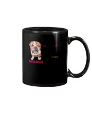 Bulldog Friends 0806 Mug tile