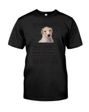 Borzoi Human Dad 0406 Classic T-Shirt thumbnail