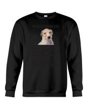 Borzoi Human Dad 0406 Crewneck Sweatshirt thumbnail