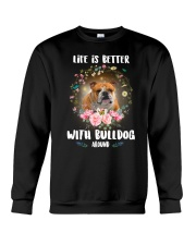 GAEA - Bulldog Around 1804 Crewneck Sweatshirt thumbnail