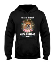 GAEA - Bulldog Around 1804 Hooded Sweatshirt thumbnail