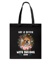 GAEA - Bulldog Around 1804 Tote Bag thumbnail
