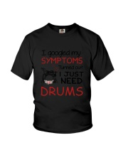 Drums Need 2304 Youth T-Shirt thumbnail