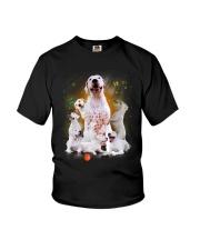 GAEA - Dogo Argentino Smile 0904 Youth T-Shirt thumbnail