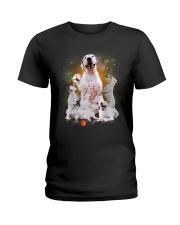 GAEA - Dogo Argentino Smile 0904 Ladies T-Shirt thumbnail