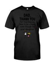 Dad  Thank You 2905 Classic T-Shirt thumbnail
