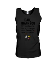 Dad  Thank You 2905 Unisex Tank thumbnail