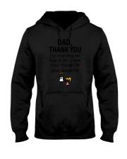 Dad  Thank You 2905 Hooded Sweatshirt thumbnail