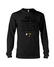 Dad  Thank You 2905 Long Sleeve Tee thumbnail