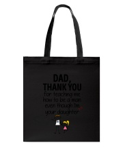 Dad  Thank You 2905 Tote Bag thumbnail