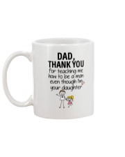 Dad  Thank You 2905 Mug back