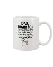 Dad  Thank You 2905 Mug front
