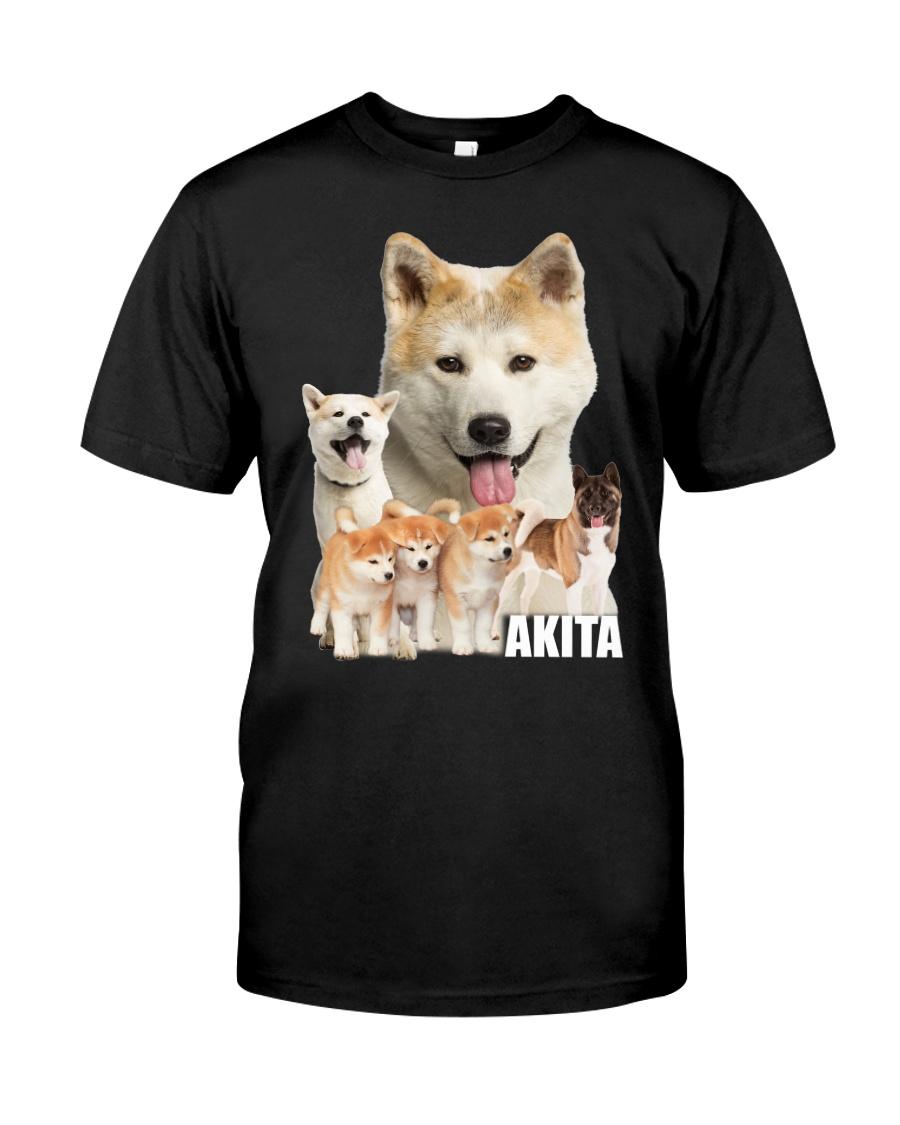Akita Awesome Classic T-Shirt