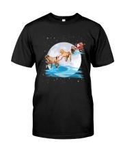 Shar Pei Santa Classic T-Shirt thumbnail