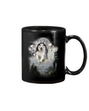 GAEA - Siberian Husky Moon 1604 Mug thumbnail