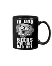 Golden Retriever Beer Mug thumbnail