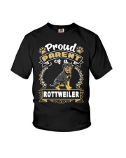 Rottweiler Proud Youth T-Shirt thumbnail