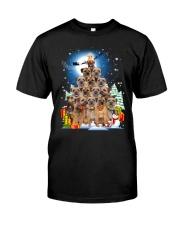 GAEA - Border Terrier Pine - 1810 - 92 Classic T-Shirt thumbnail