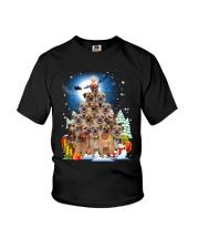 GAEA - Border Terrier Pine - 1810 - 92 Youth T-Shirt thumbnail