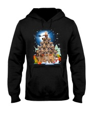 GAEA - Border Terrier Pine - 1810 - 92 Hooded Sweatshirt front