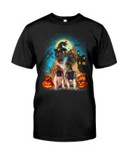 Gaea - English Mastiff Halloween - 1608 - 38 Classic T-Shirt front