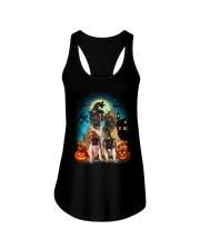 Gaea - English Mastiff Halloween - 1608 - 38 Ladies Flowy Tank thumbnail